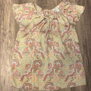 Forever 21 Paisley Top